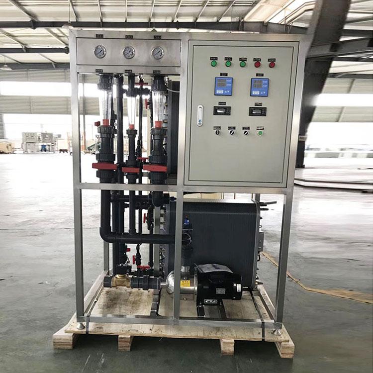 濟南發電廠生產EDI超純水設備廠家直銷 超高純水設備