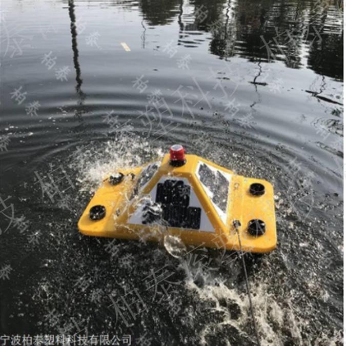 大连养殖区域水质检测浮标浮体定制