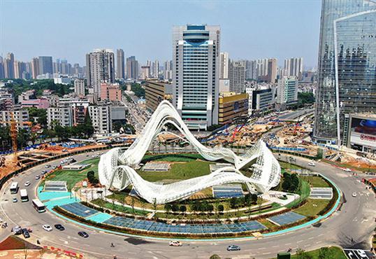 赣州雕塑艺术