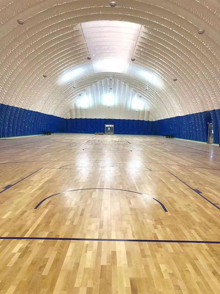 天津专业羽毛球木地板