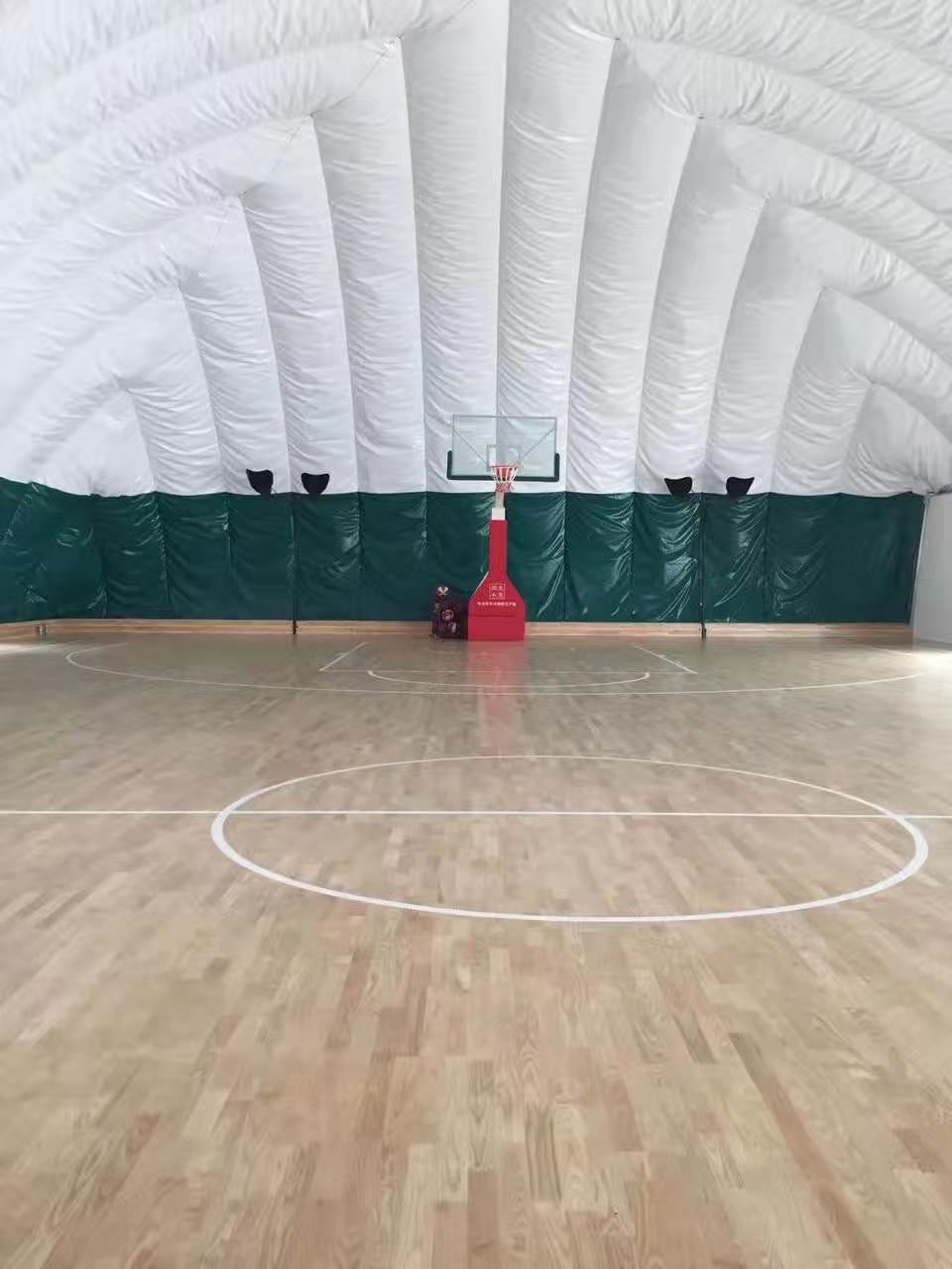 盐城室内羽毛球木地板