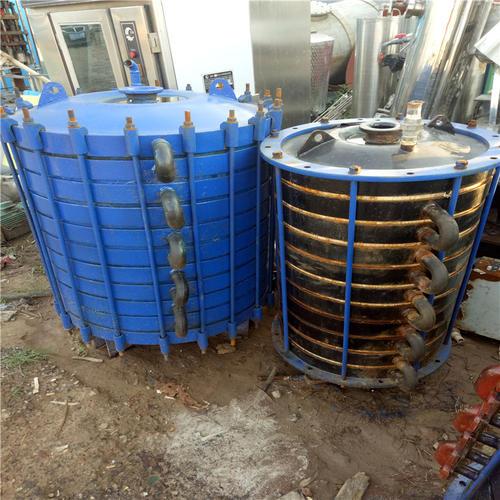 回收二手搪瓷片式冷凝器定制��性�r格��惠