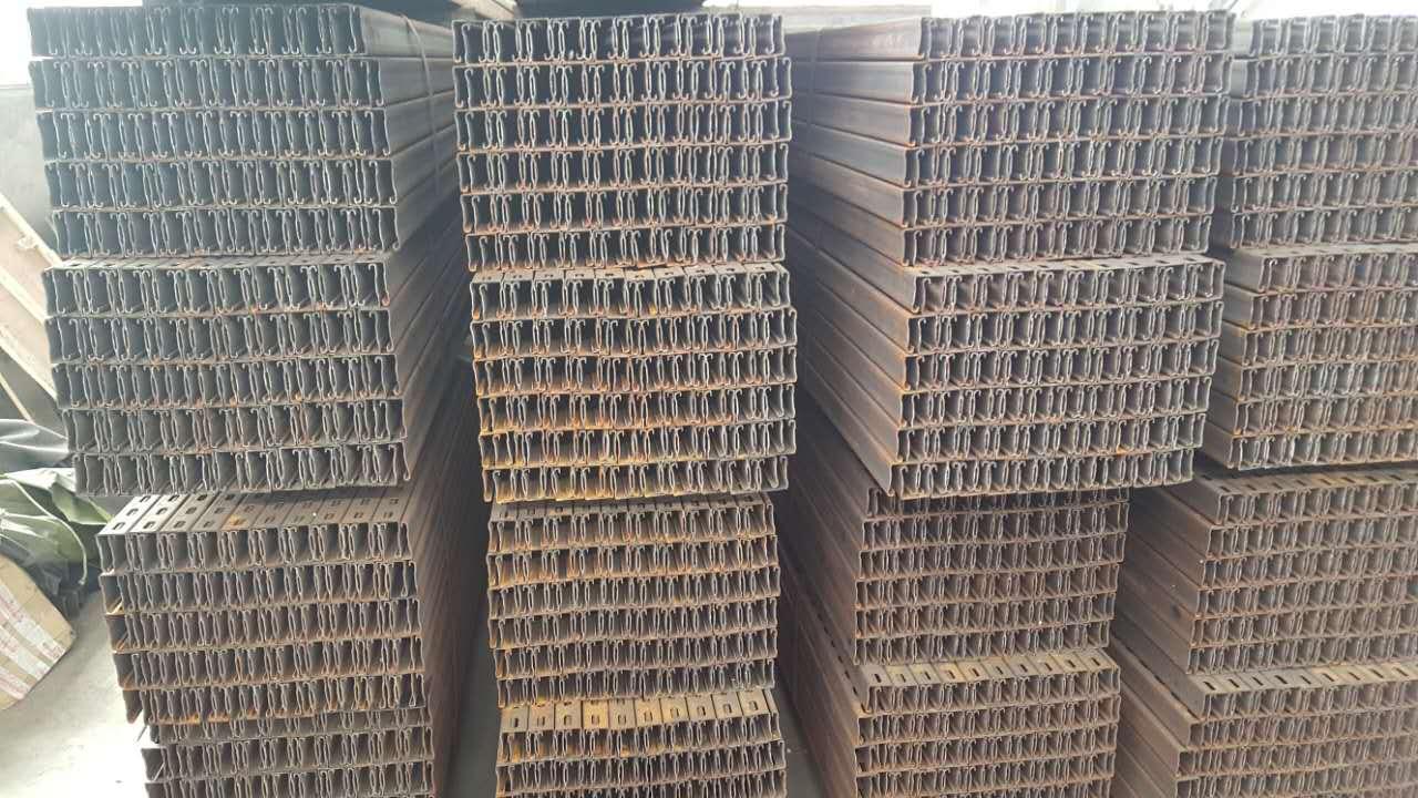ZCU形型钢制作