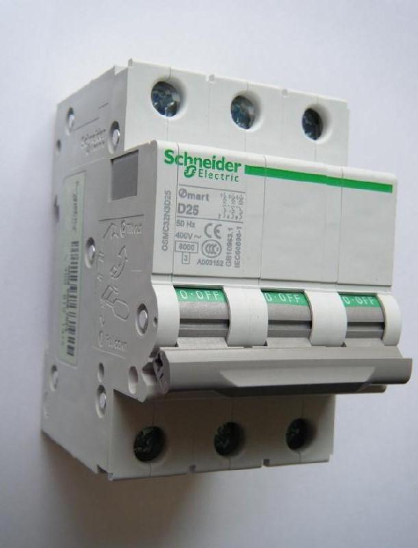 濟南IC65N 3P C2**施耐德斷路器 小型斷路器