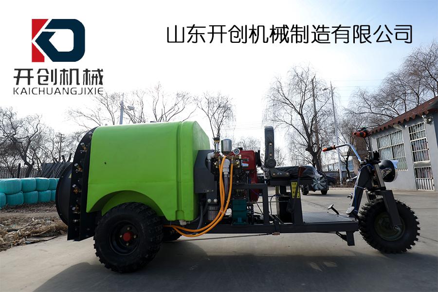 山東廠家補貼全新高壓風送打藥機