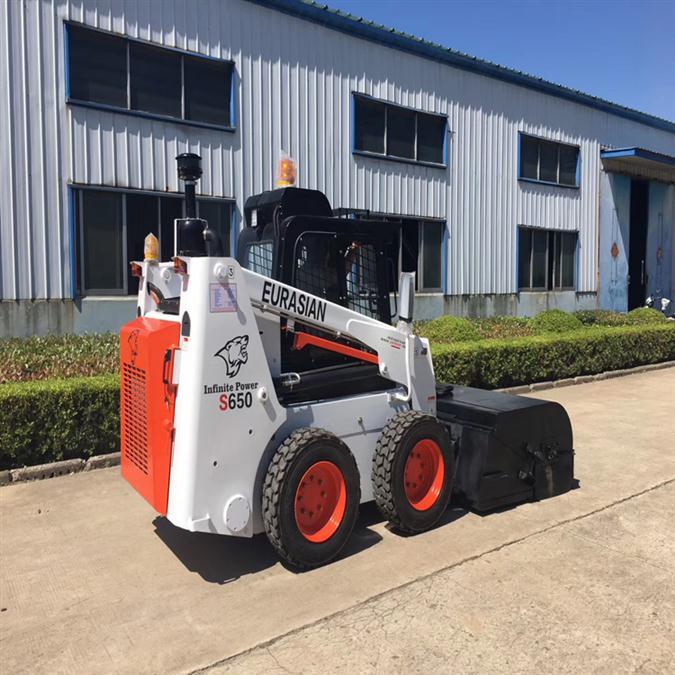 S750山猫滑移式装载机 山猫扫地机 全系列全规格