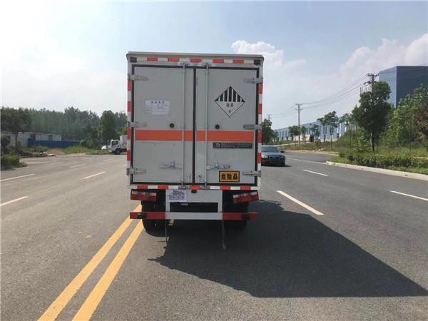 白银一类危险品运输车
