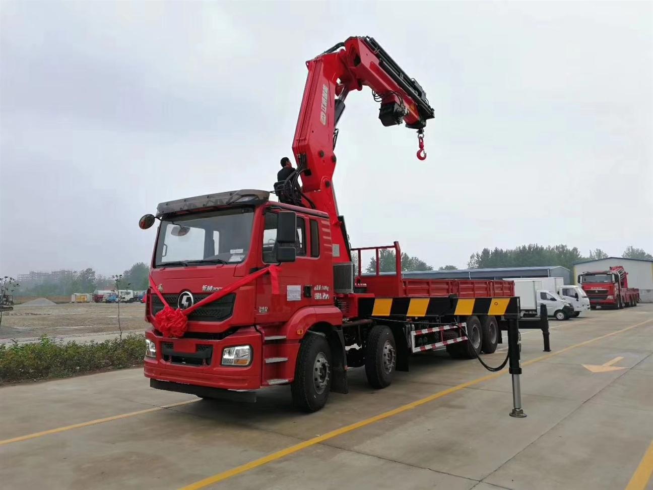 甘孜25吨随车吊