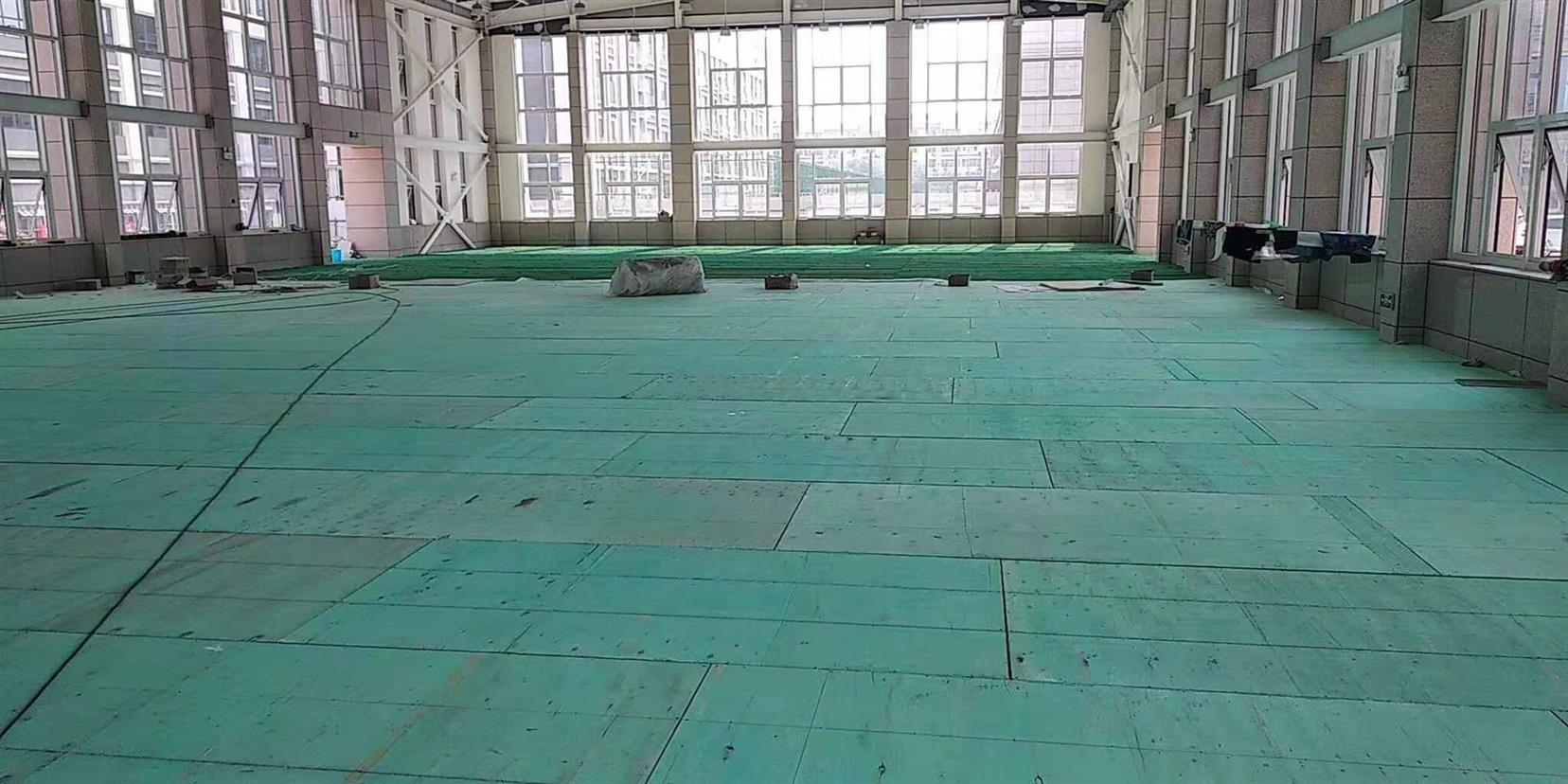 昆明枫木实木运动地板定制