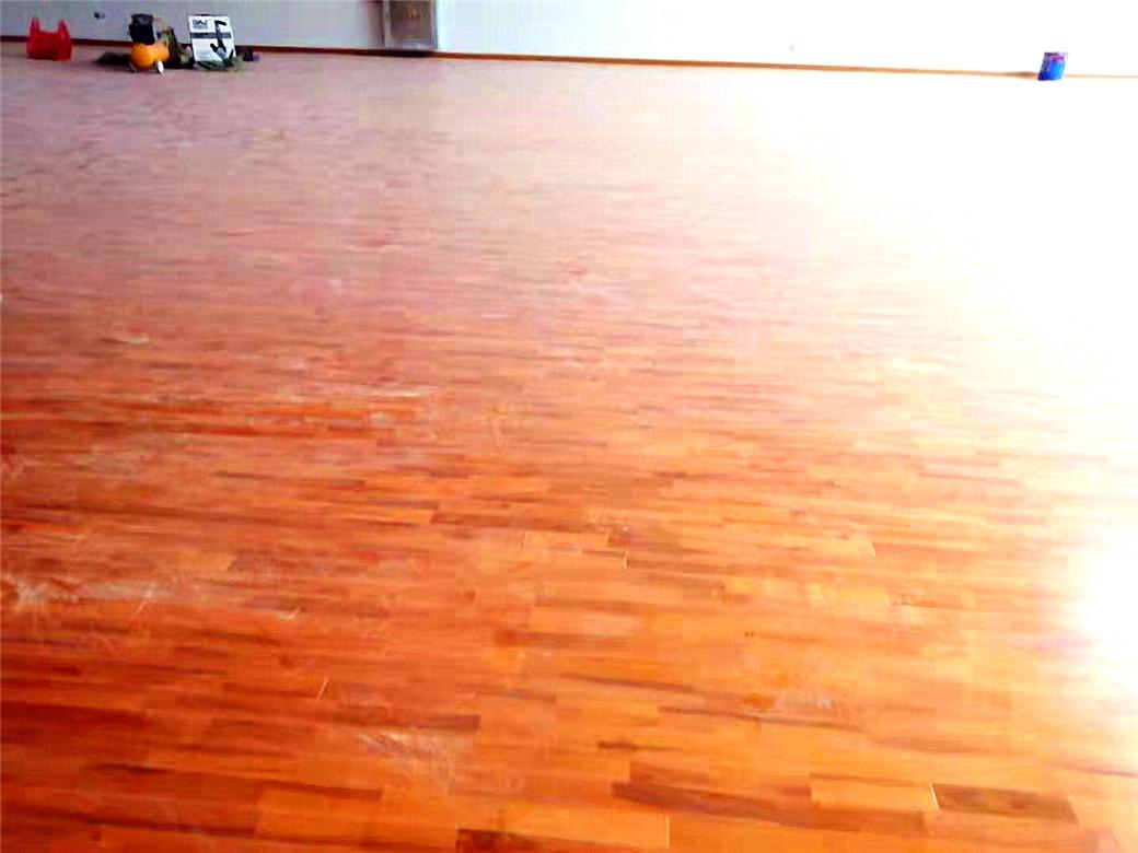 周口体育木地板报价