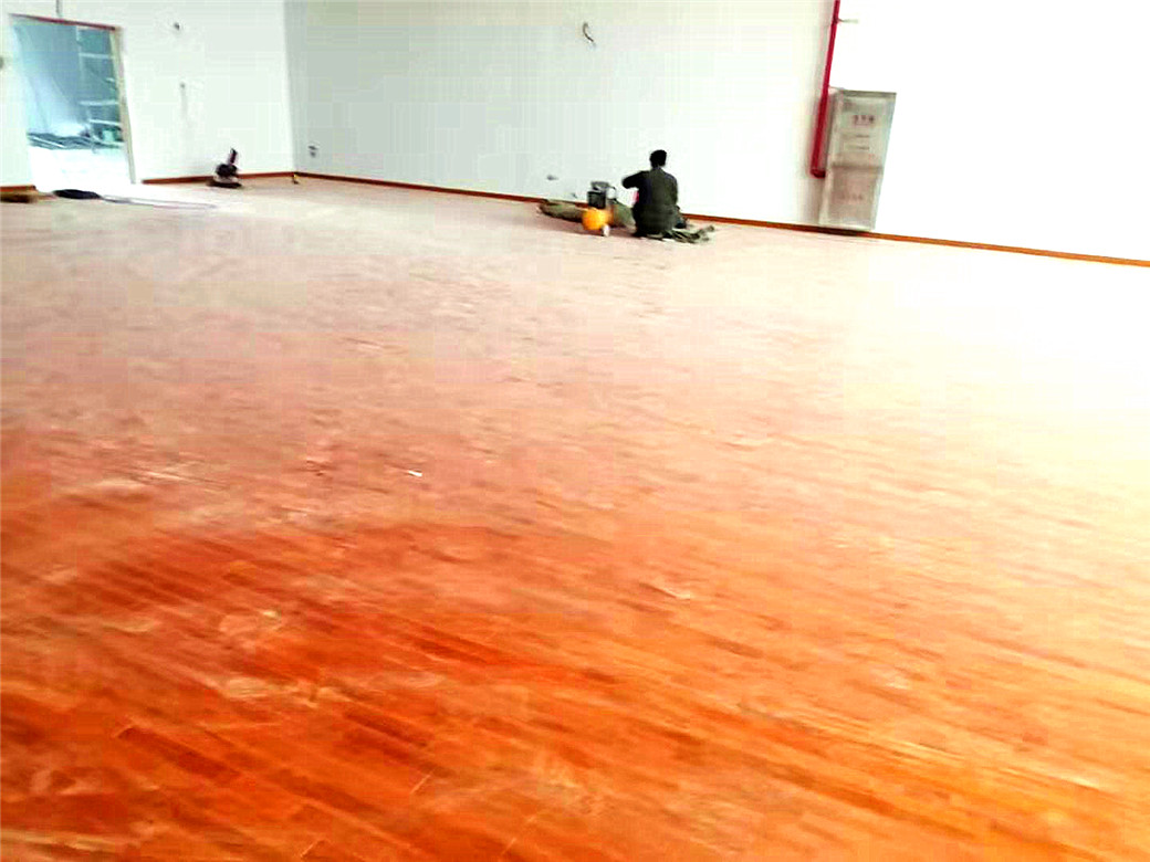 林芝体育木地板