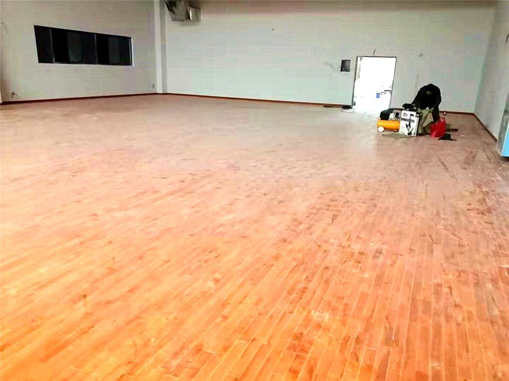 南京体育木地板