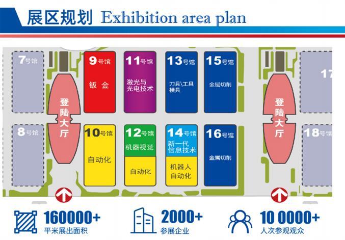 2020华南国际机床展览会净地价格