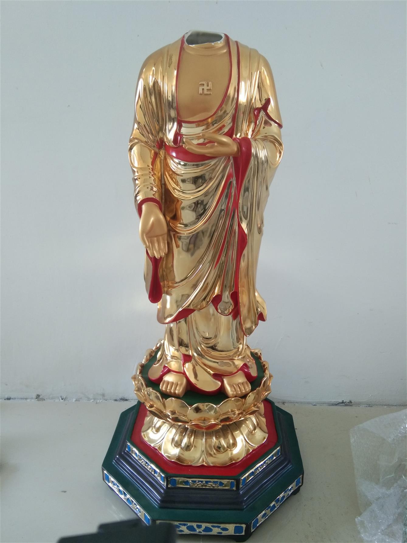 徐州陶瓷佛像修复价格 陶瓷佛像无痕修复 业内口碑良好