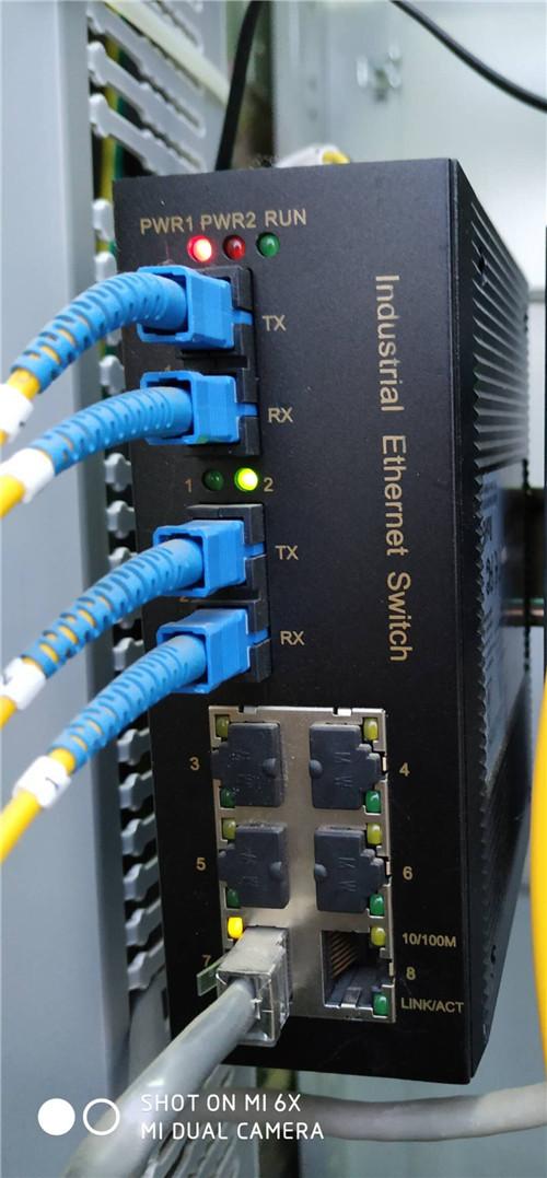 ME0110系列工業級光電轉換器