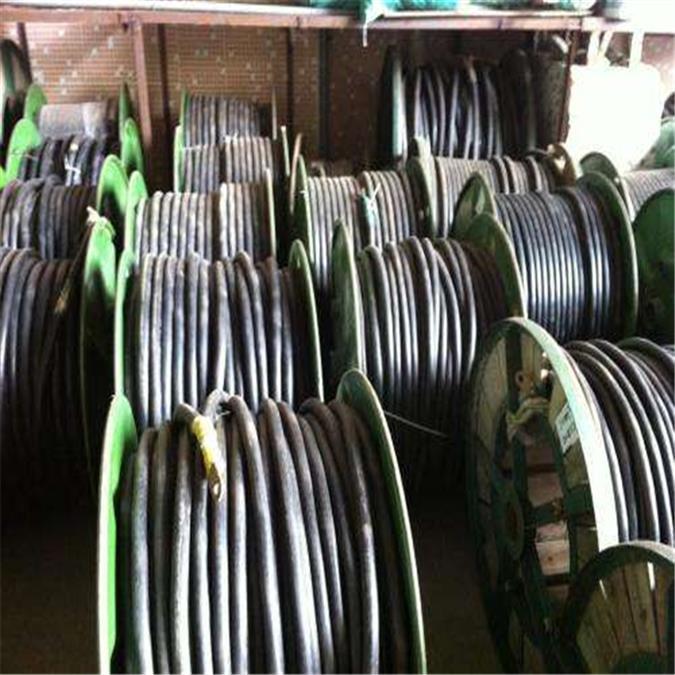 攀枝花旧电缆回收报价 再生资源回收经验