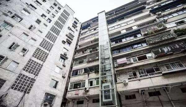 鄭州舊樓電梯安裝