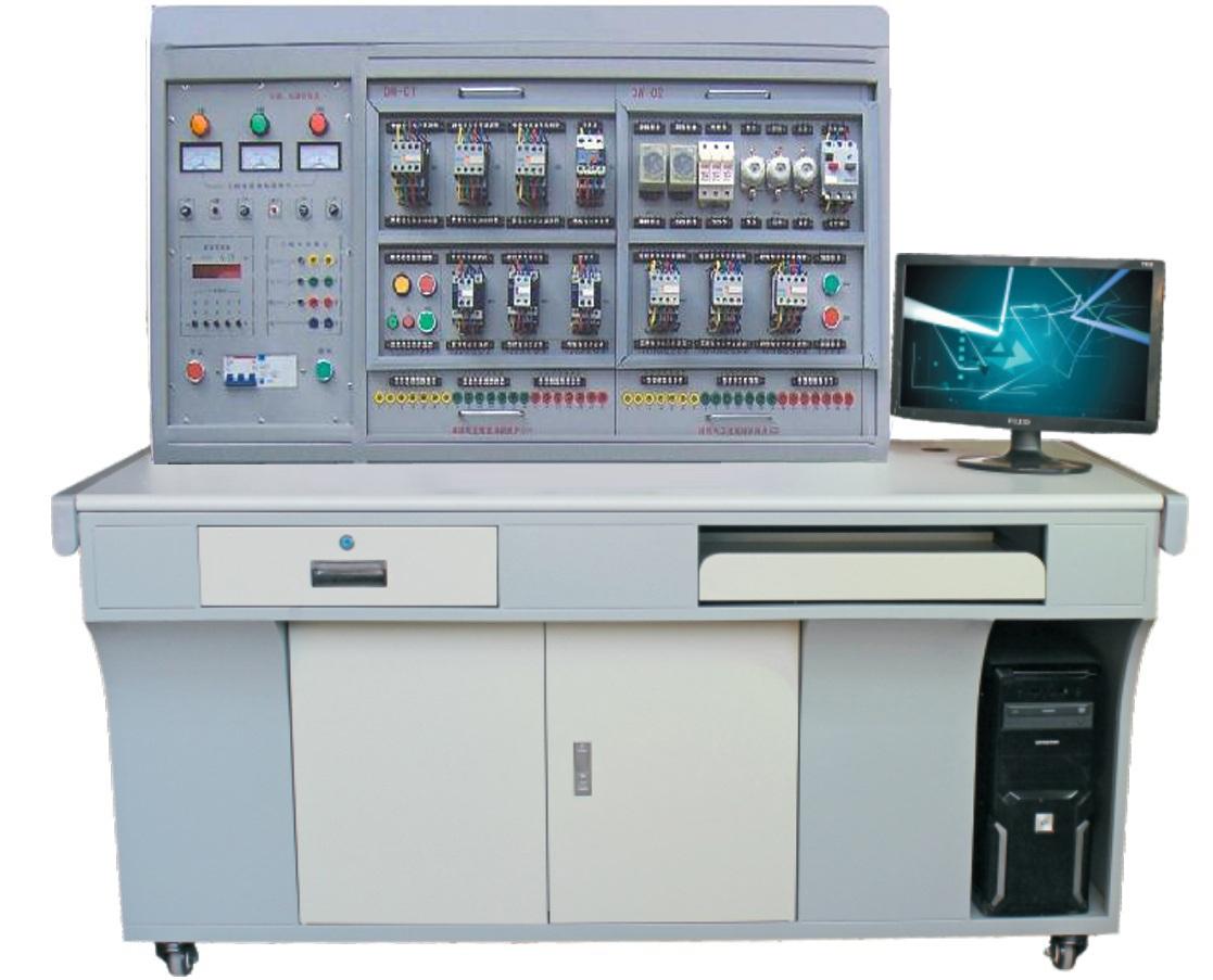 厦门通用电工电子实训设备价格 电工实训台 全国各地现场安装