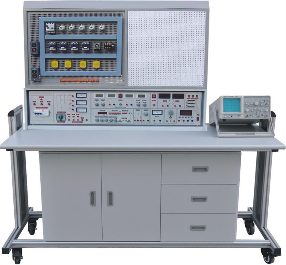 杭州中级电工电子实训设备厂家 电工实训考核设备 拆装