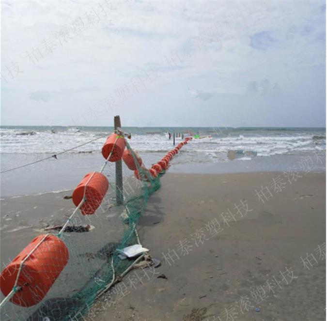 东莞水面警示浮筒PE浮筒