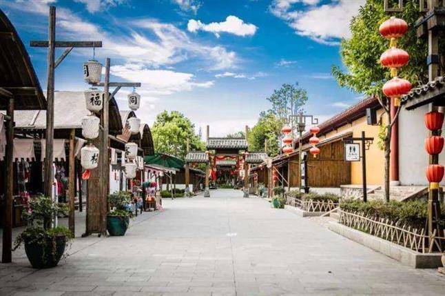 湖北文旅网红项目