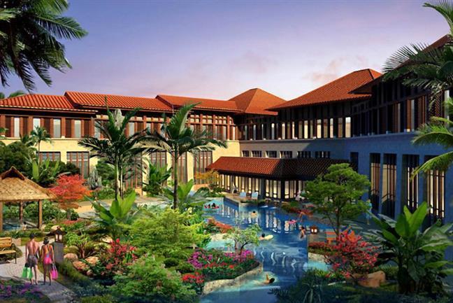 武汉温泉酒店定位公司