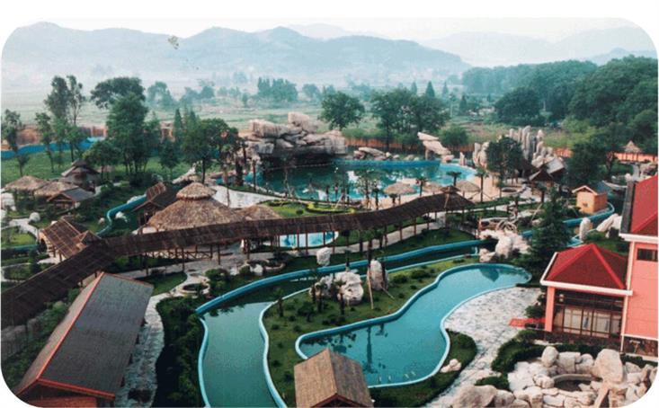 南昌温泉度假村总体设计公司
