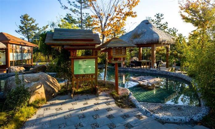 武汉温泉度假村资源分享公司