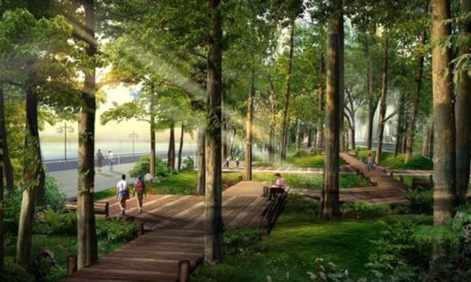 北京森林公园招商成功案例