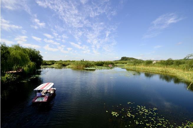 郑州湿地公园修建公司