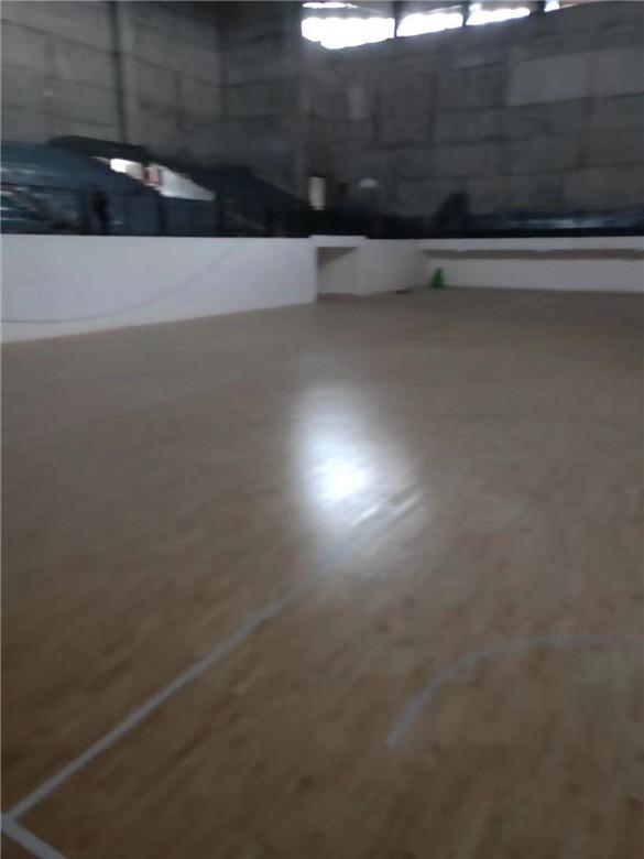 安阳篮球馆木地板报价