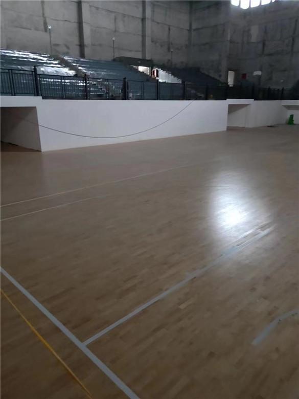 广州篮球馆木地板