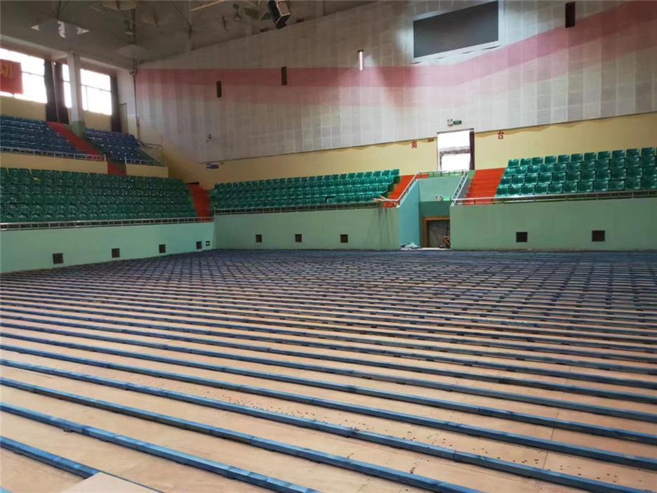 铜陵篮球馆木地板