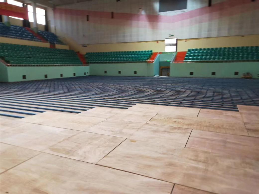 六安篮球馆木地板