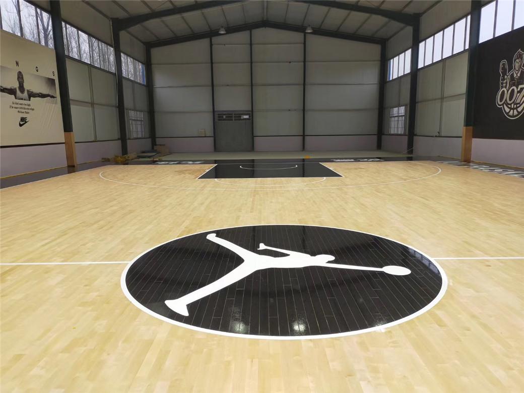 安阳篮球馆木地板工厂