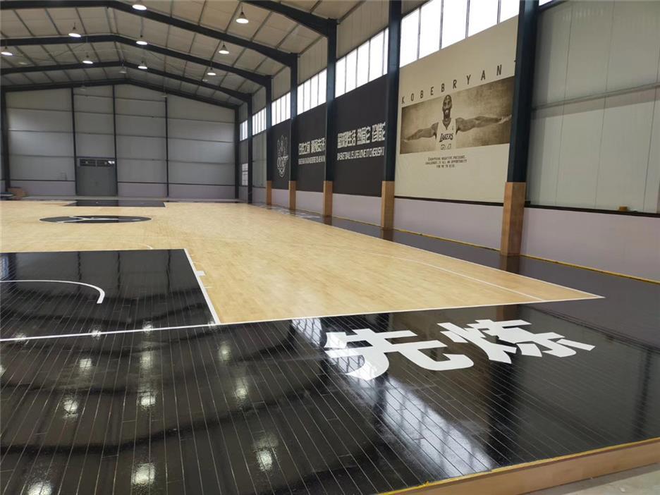 黔东南篮球馆木地板