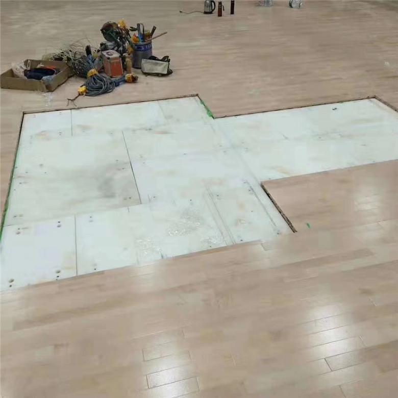 泰安实木体育地板厂家