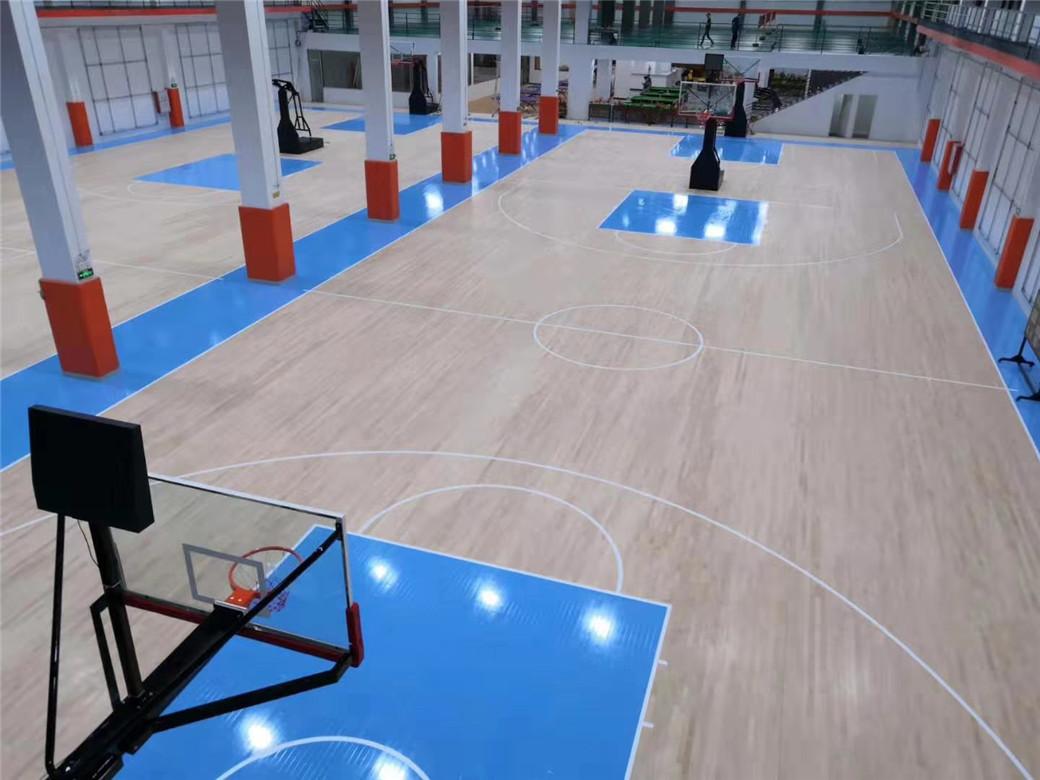 宜昌实木体育地板