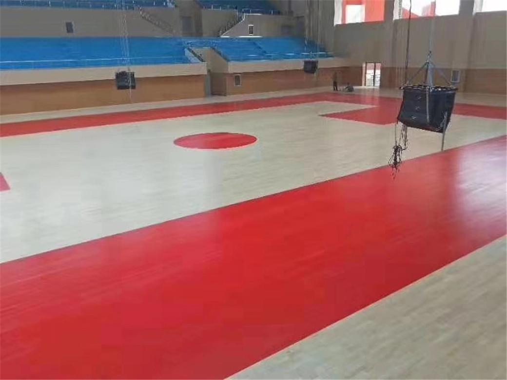 滁州24实木体育地板
