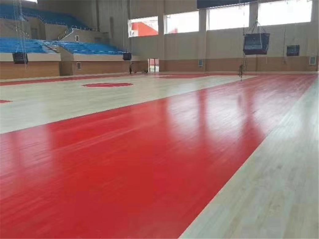 贵阳实木体育地板