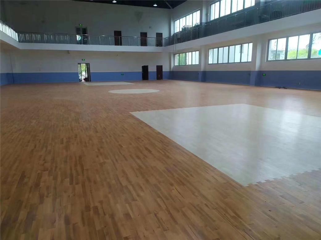 贺州实木体育地板
