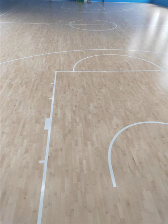 龙岩实木体育地板