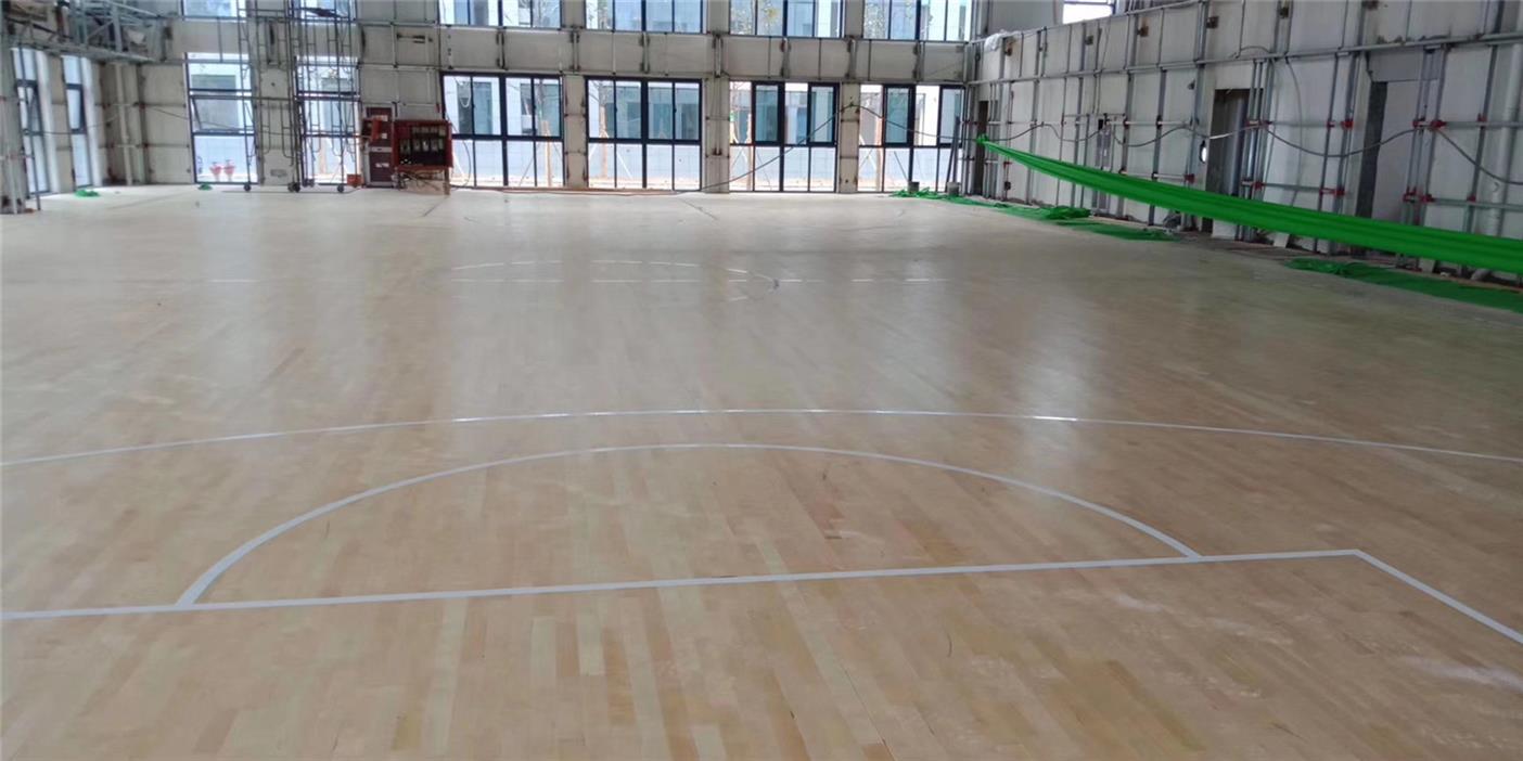 北海实木体育地板定制