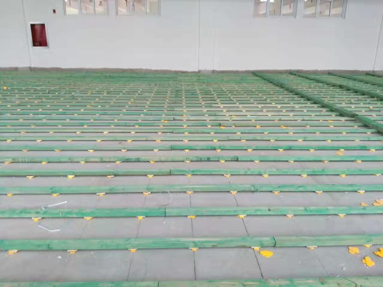 水曲柳运动木地板安装价格
