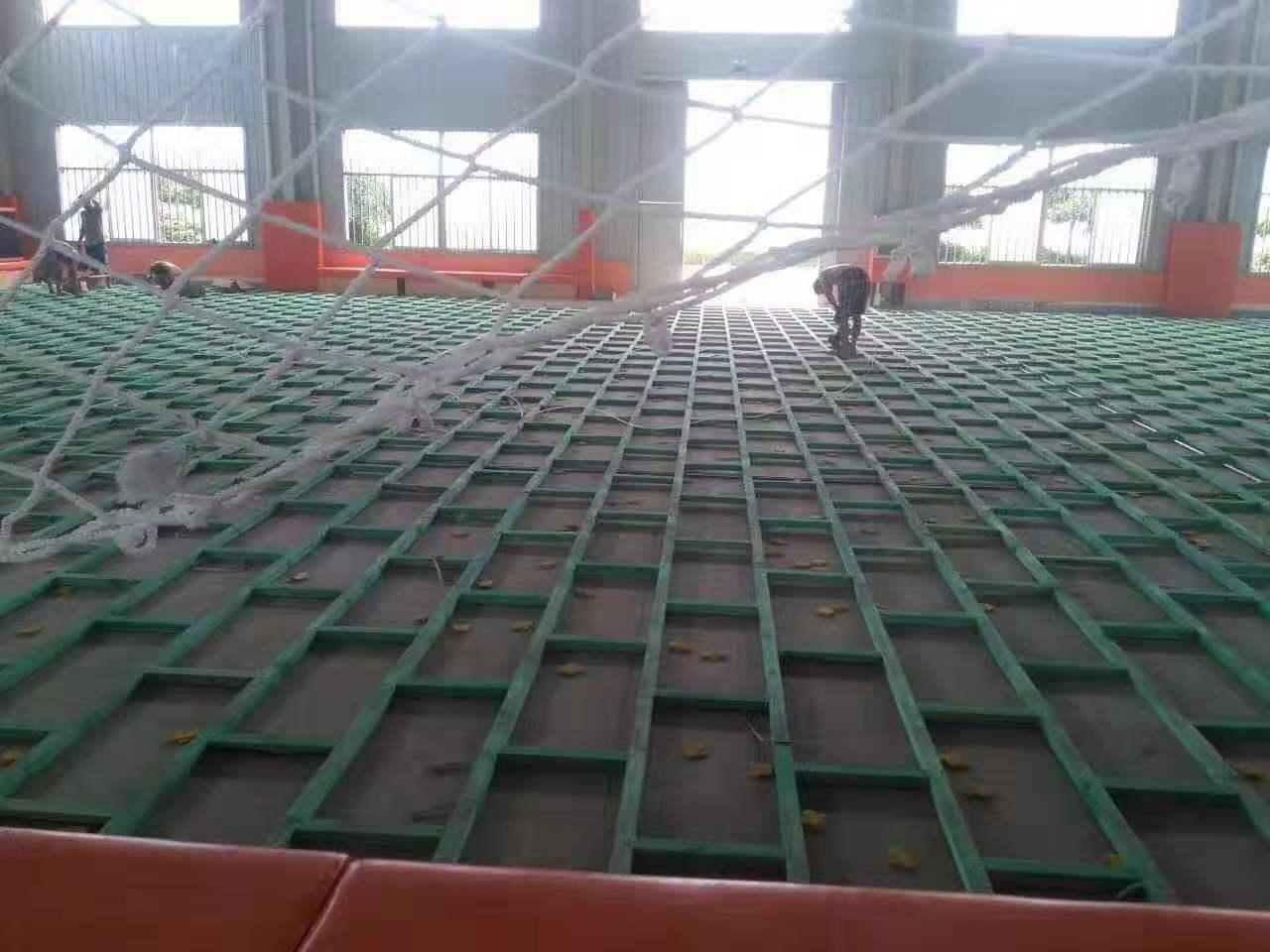 C级运动木地板安装厂家