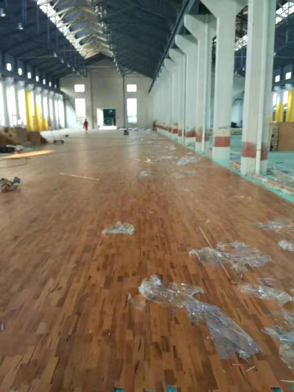 C级运动木地板安装费用