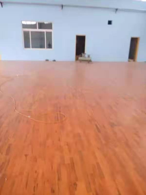 B级运动木地板安装价格