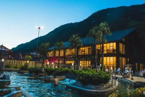 湖北温泉总体设计公司