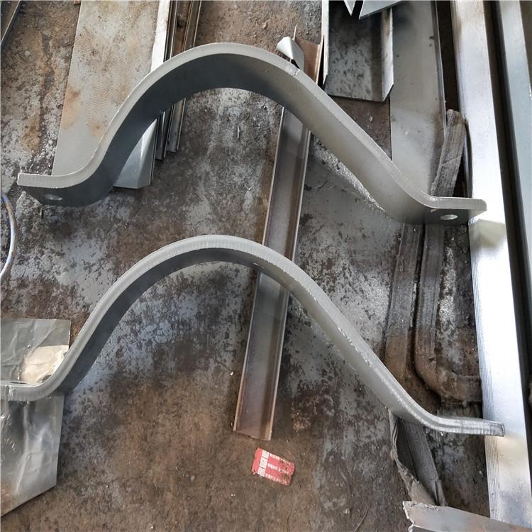 蚌埠双螺栓管夹安全可靠