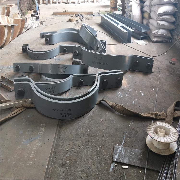 茂名双螺栓管夹技术成熟